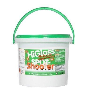 HiGloss Fleckentferner Spot Shooter 5kg HiGloss Haushalt & Technik Reiniger CHANNEL21