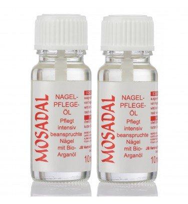 Mosadal Nagel-Pflegeöl Duo 2x 10 ml Mosadal Beauty Nagelpflege CHANNEL21