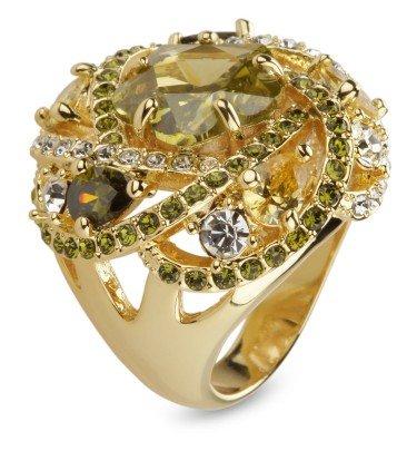 Ring Royal Flower Ricarda M. Schmuck & Uhren Ring CHANNEL21