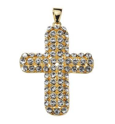 Anhänger Big Glam Cross