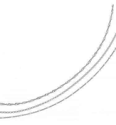 Ketten-Set 3-tlg. Silber 925 poliert