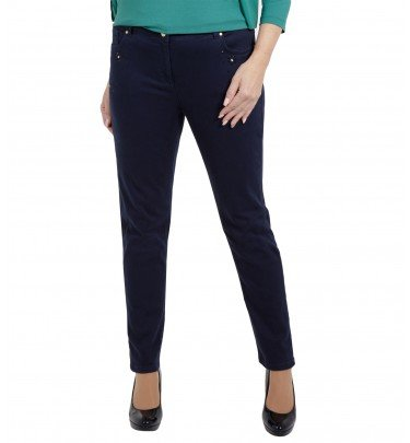 Kristall-Lady-fit Jeans