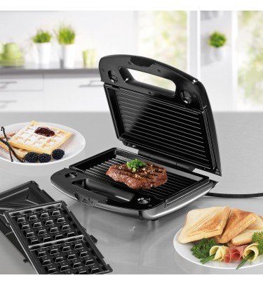 Kontaktgrill Vario Chef  3 in 1