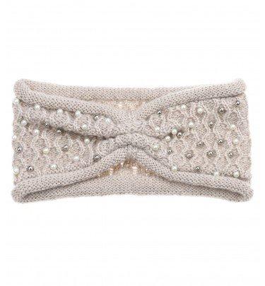 Stirnband mit verschiedenen Perlen