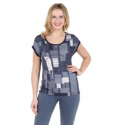 T-Shirt mit Grafikdruck