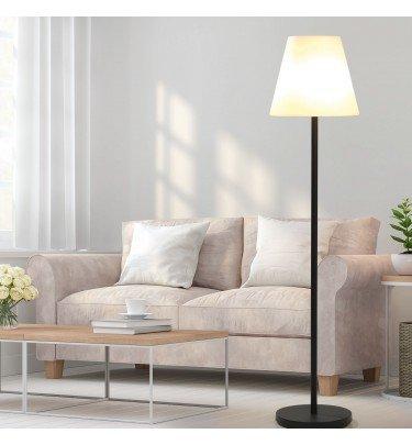 Solar-Standleuchte Out-& Indoor 5V schwarz