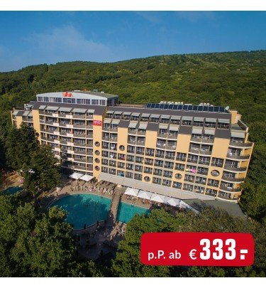 HVD Viva Club Hotel 4-Sterne - Bulgarien