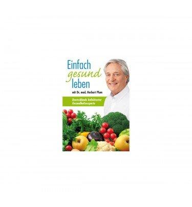 Dr. H. Plum Buch-Einfach gesund leben -100 Tipps von Dr. Plum Dr. H. Plum Gesundheit Buch CHANNEL21