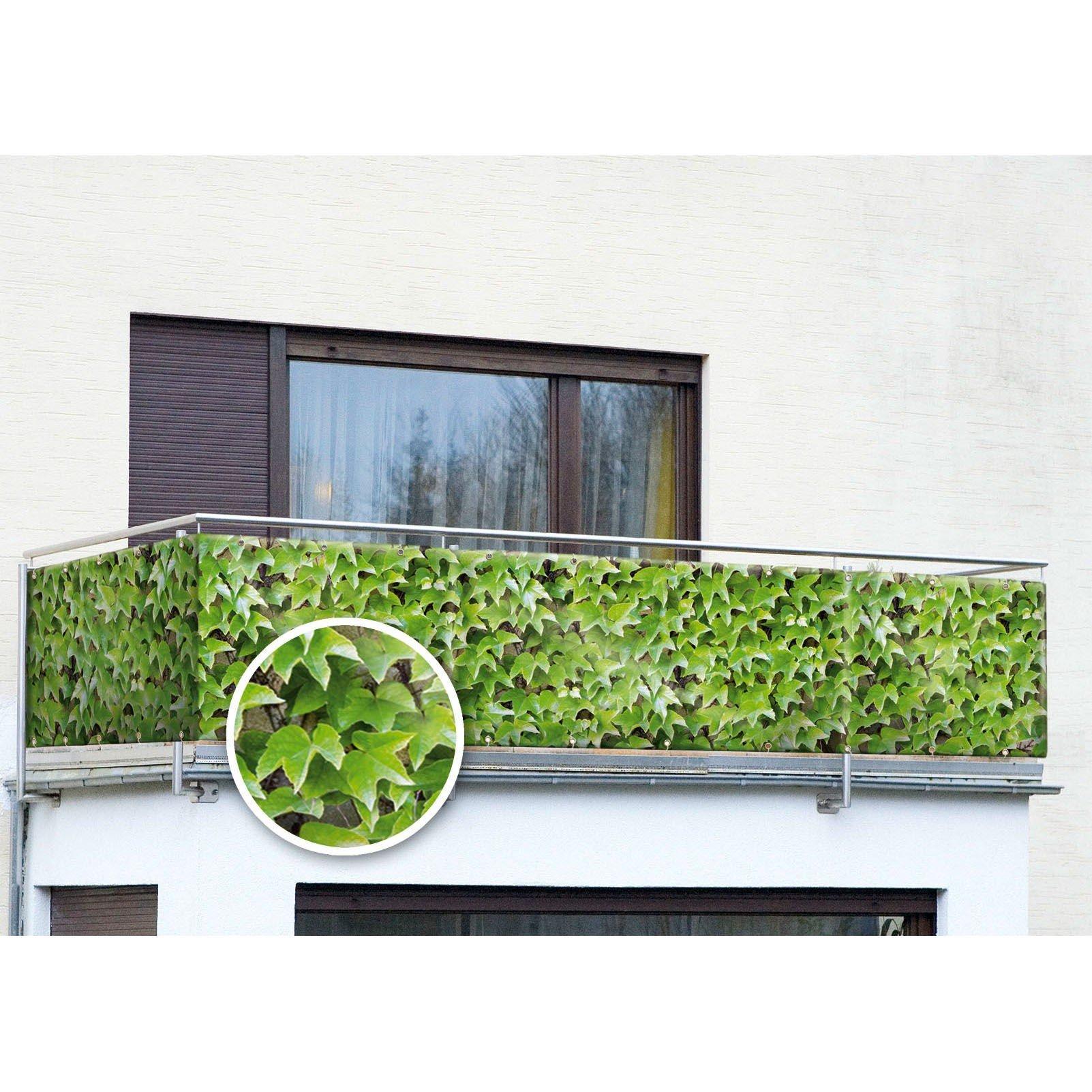 Sichtschutz Wilder Wein Fur Balkon Und Terrasse Wenko Marken