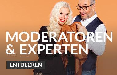 Moderatoren & Experten