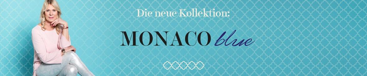 MONACO blue - die neue Kollektion