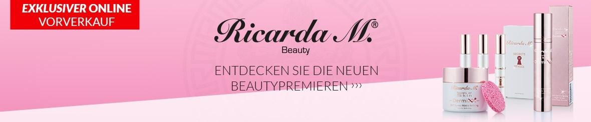 Ricarda M. Beauty Vorverkauf