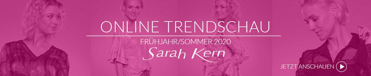 Online Trendschau Sarah Kern