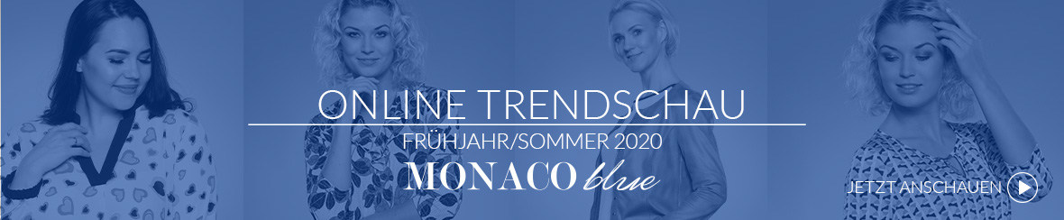 Online Trendschau MONACO blue