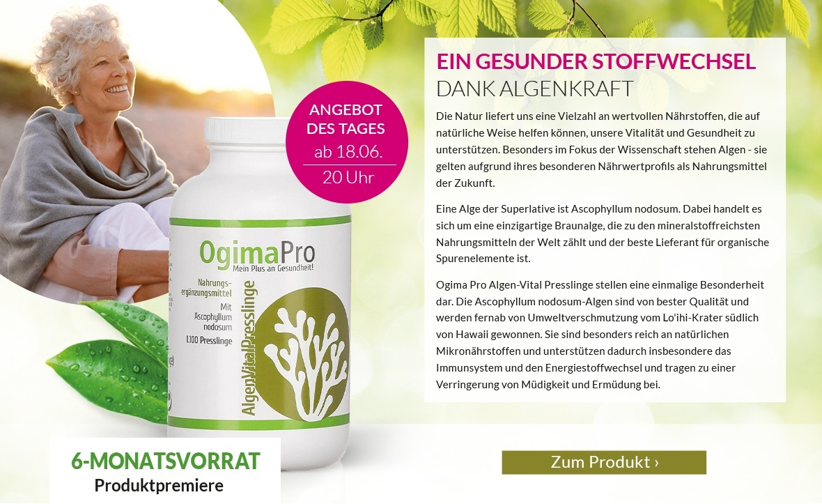 OgimaPro Algenvital
