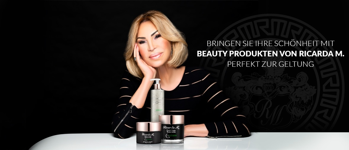 Ricarda M. Beauty bei Channel21