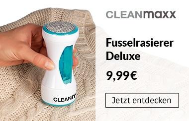 Fusselrasierer CLEANmaxx