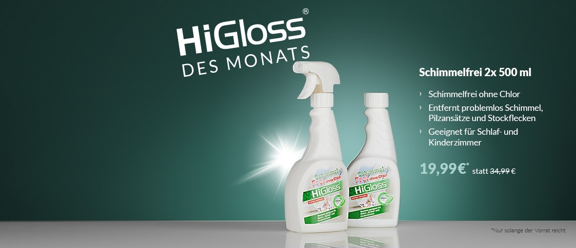 HiGloss des Monats