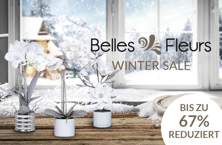 Belles Fleurs Winter Sale