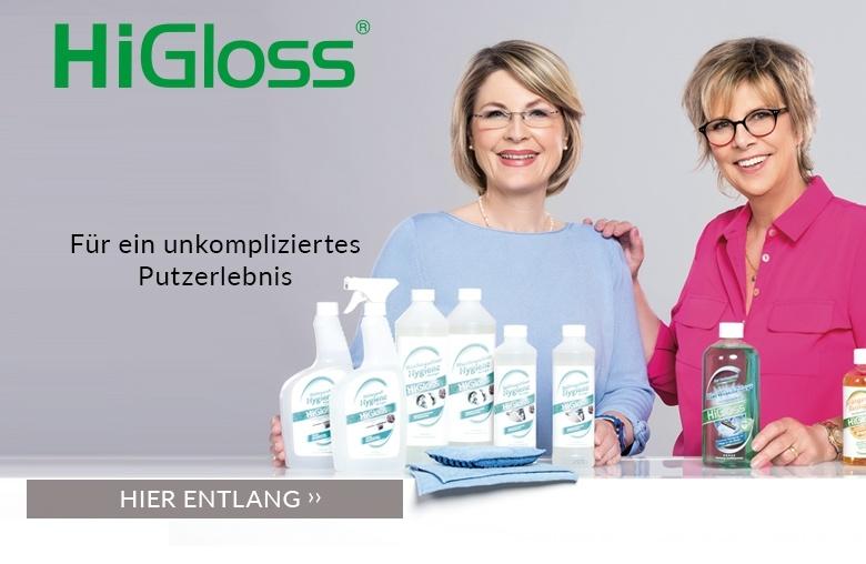 HiGloss Markenwelt