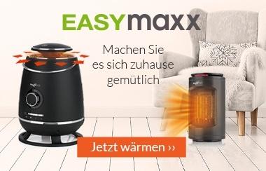 EASYmaxx Heizen