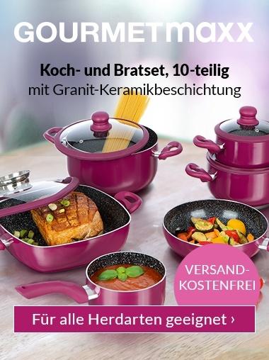 Koch- und Bratset