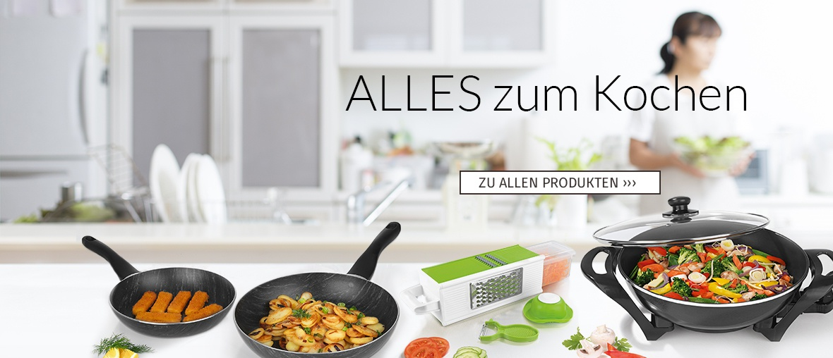 Alle Produkte Kochen
