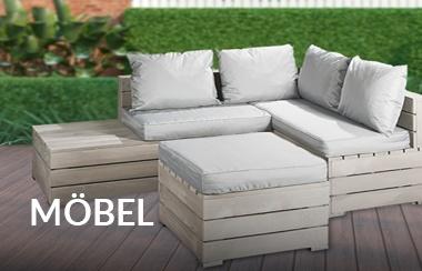 Ab ins Grüne Gartenmöbel