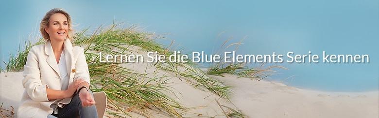 B.Beauty Cosmetics mit der Blue Elements Pflegeserie - nur bei Channel21 entdecken.
