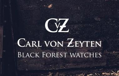 Carl von Zeyten Logo