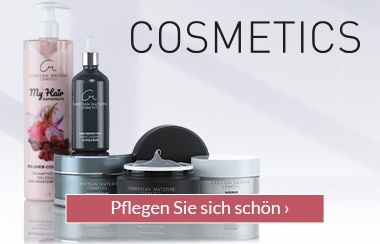 Christian Materne Cosmetics bei Channel21.