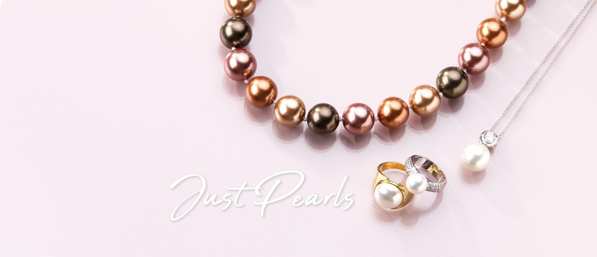 Christian Materne Just Pearls