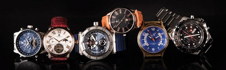 Edle Armbanduhren