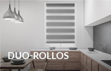 Duo-Rollos Fensterwelten