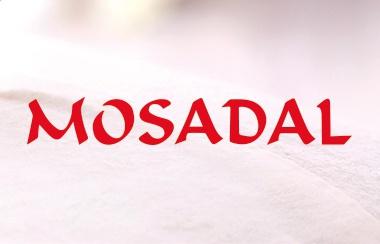 "Schriftzug ""Mosadal"""