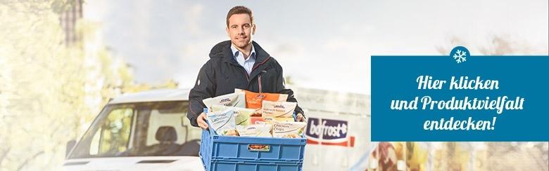Bofrost bei channel21
