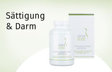 Contura Verde für Sättigung und Darm.