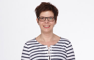 Portrait Frau Zeugner