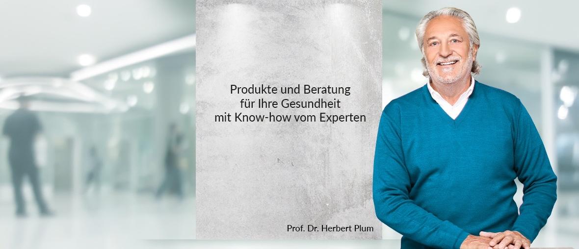 Dr. Herbert Plum bei Channel21 - gesundheitlich gut beraten.