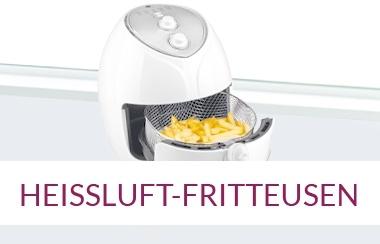 Lecker daheim Heißluft-Fritteuse