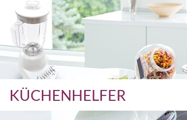 Lecker daheim Küchenhelfer