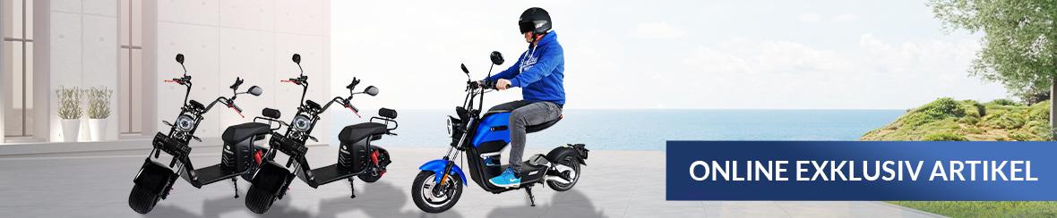 Mobilität der Zukunft Online Exklusiv Produkte