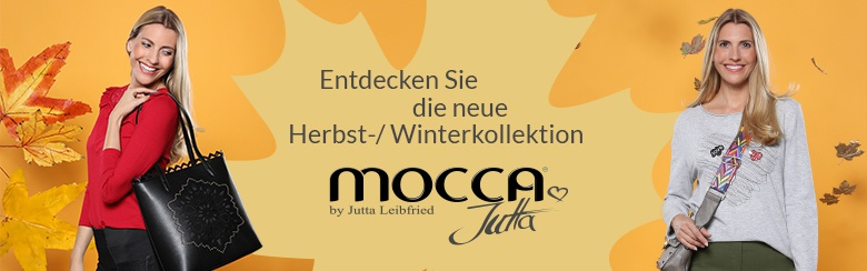 Mocca by Jutta Leibfried - neue Kollektion
