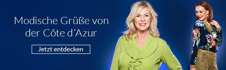 MONACO blue bei Channel21: die Mode für die moderne Frau.