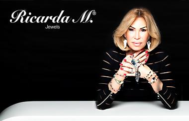 Ricarda M. bei Channel21 mit ihrer eigenen Schmuckkollektion - jetzt Ricarda M. Schmuck entdecken.